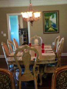 stoneham dining room